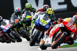 Mira en VIVO las carreras del MOTOGP